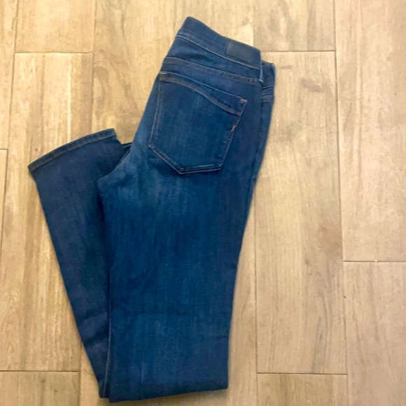 Express Skinny Jeans, Tall Length